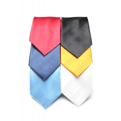 Bild: Krawatten einfarbig