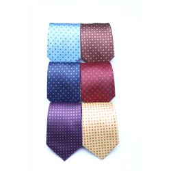 Bild: Krawatten gemustert