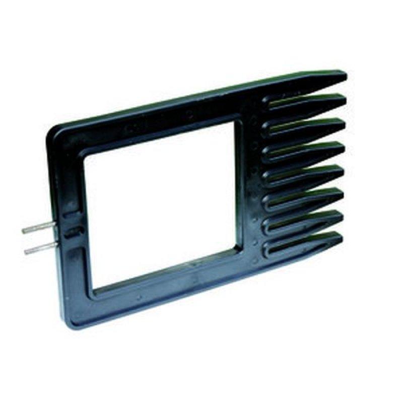 express zaun fix clip pro zaunsystem h he 100cm 25m anthrazit m. Black Bedroom Furniture Sets. Home Design Ideas