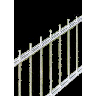 Doppelstabmatte 2m Breite Zaun Elemente 19 00