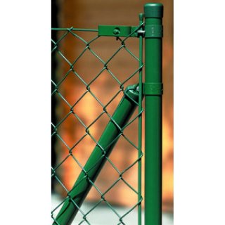 Zaunstreben für Maschendrahtzaun -grün-, 12,00 €